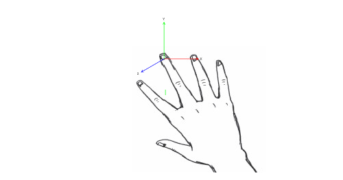 Обработка custom-жестов для Leap Motion. Часть 1 - 2