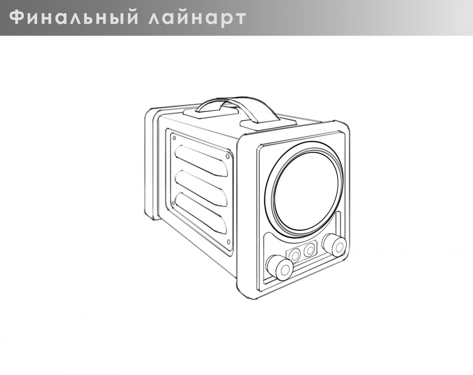 Основы CG-рисунка на примерах: рисуем осциллограф, применяем 3D - 5