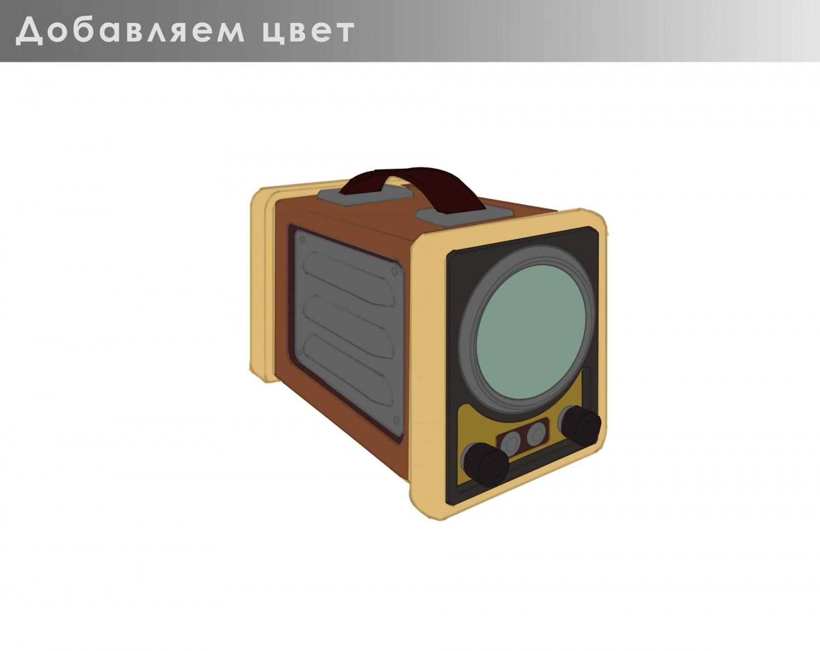 Основы CG-рисунка на примерах: рисуем осциллограф, применяем 3D - 7