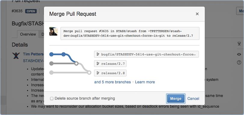 Процесс Code Review с Atlassian Stash - 1