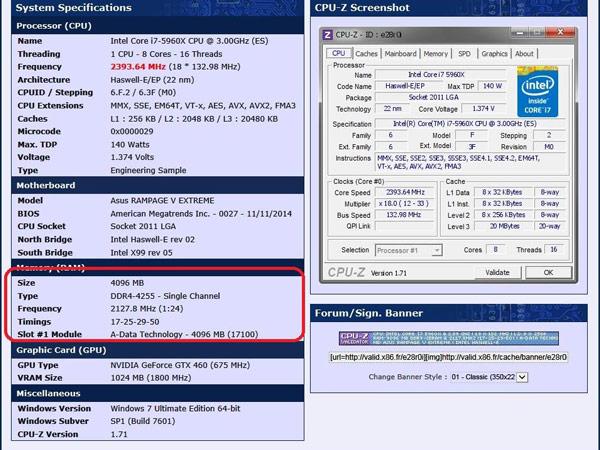 Основой для рекордной системы послужила системная плата Asus ROG Rampage V Extreme