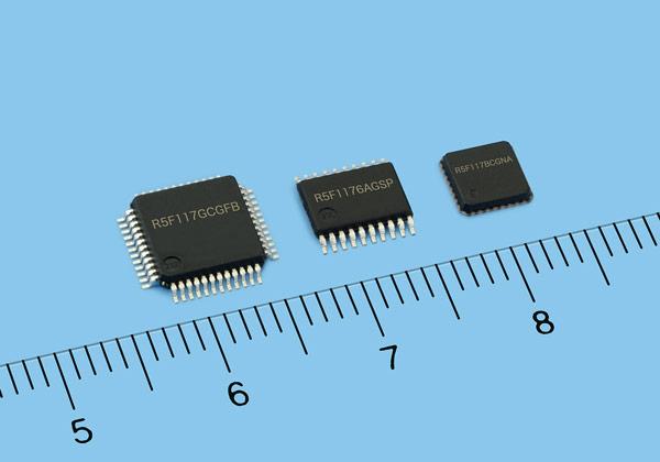 Микроконтроллеры Renesas RL78/I1D предназначены для потребительской и промышленной электроники