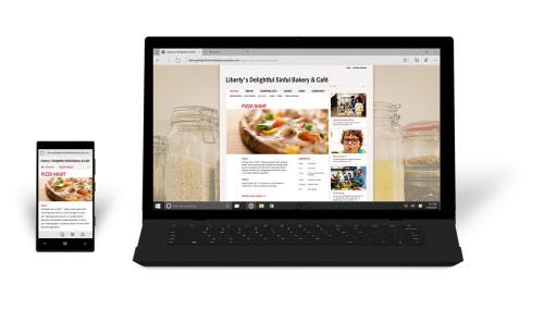 ОС Windows 10 будет доступна как бесплатное обновление операционной системы для пользователей Windows 7, Windows 8.1 и Windows Phone 8.1