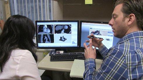 На 3D принтере напечатали сердца для детей