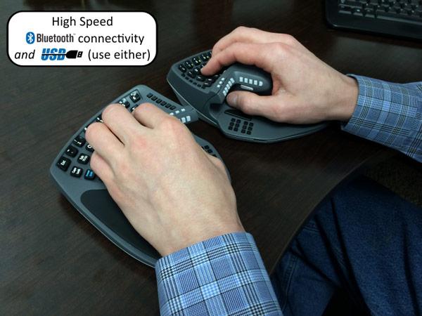 разработчики KeyMouse полагают, что их детище способно заменить мышь и клавиатуру