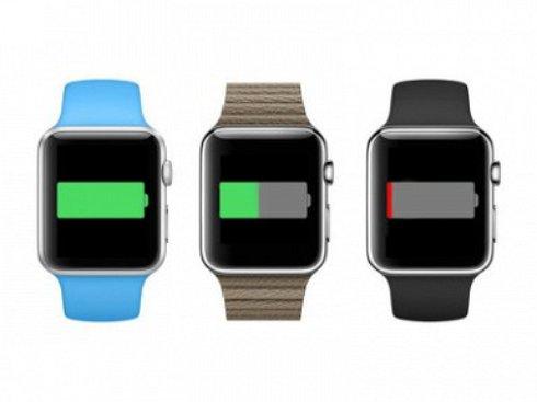 Раскрыта тайна батареи часов Apple Watch