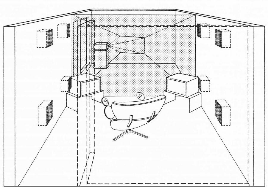 Умный домашний офис — версия от MIT из 1977 года - 1