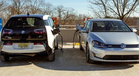 BMW и Volkswagen бросают вызов Tesla и создадут свою сеть зарядных станций