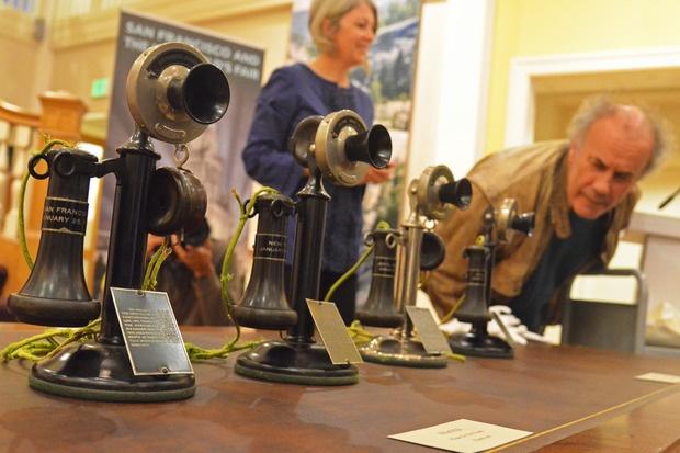 Сегодня исполняется сто лет с первого трансконтинентального телефонного звонка - 1
