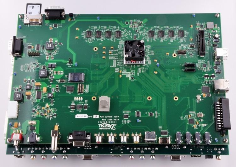 Использование DSP-сопроцессора DM8168 с помощью фреймворка C6Accel - 3