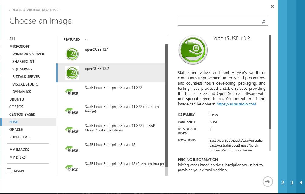 Запускаем Linux в Microsoft Azure - 4