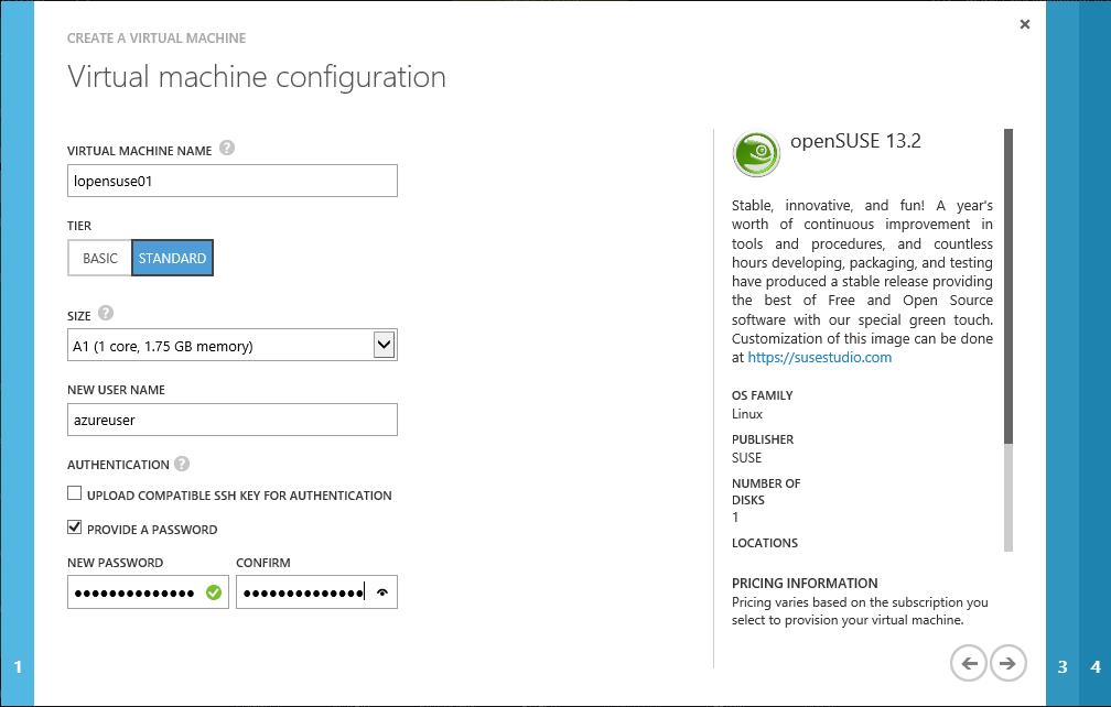 Запускаем Linux в Microsoft Azure - 5