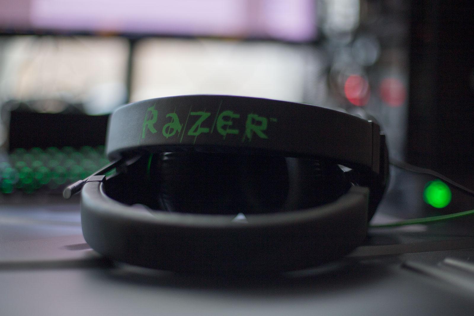 Cult of razer: гарнитуры Kraken - 4