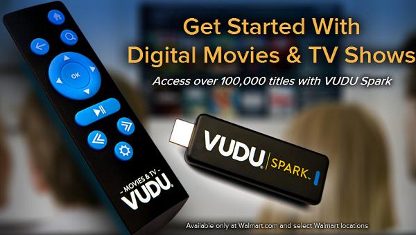 Walmart Vudu Spark: почти конкурент для Google Chromecast ценой всего $25 - 1