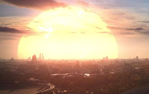 Какой была бы Земля без Солнца (ВИДЕО)