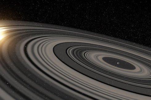 Обнаружен гигантский двойник Сатурна
