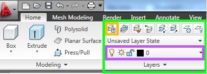 Создание плагинов для AutoCAD с помощью .NET API (часть 3 – работа со слоями) - 1