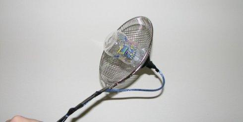 Направленная WiFi антенна из ложки и детской бутылочки