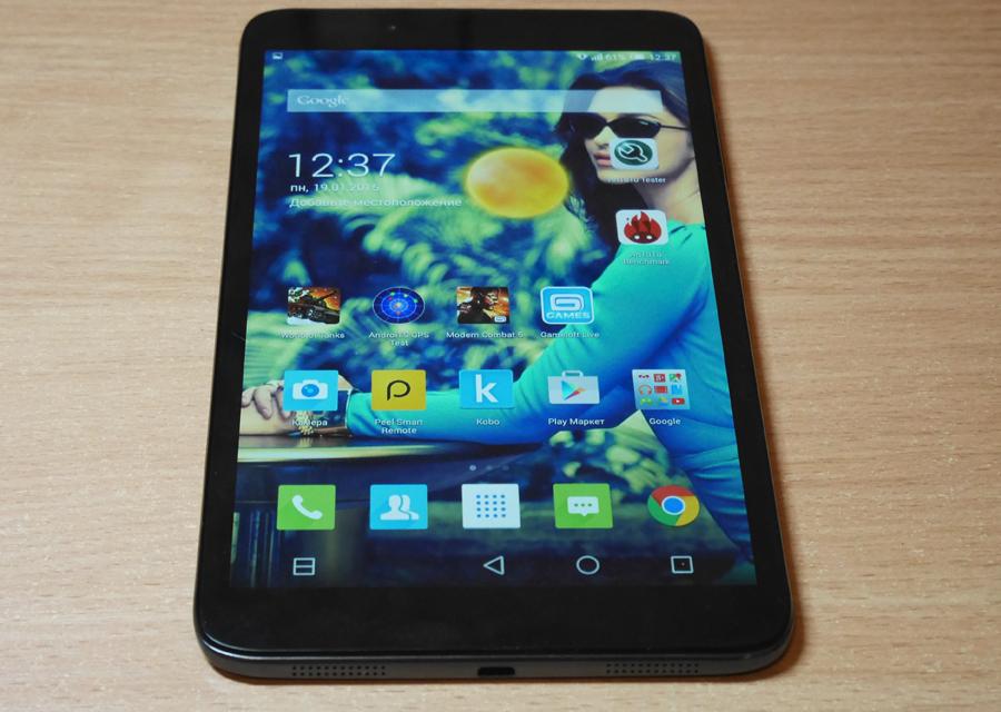 Обзор планшета Alcatel One Touch Hero 8 D820x: 8 ядер, металл, LTE и французские корни - 11