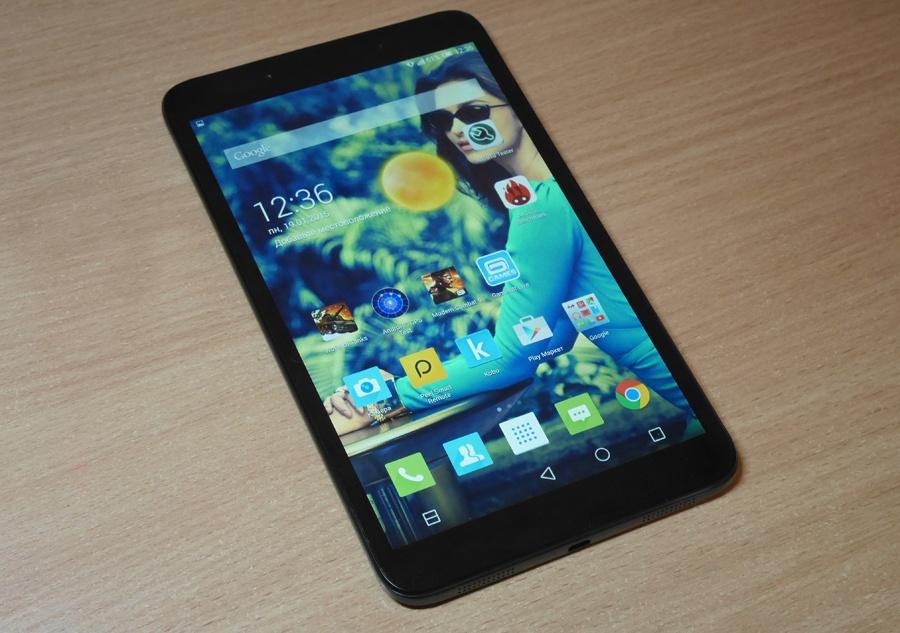 Обзор планшета Alcatel One Touch Hero 8 D820x: 8 ядер, металл, LTE и французские корни - 1