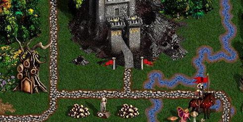 Вышла HD версия Heroes of Might & Magic III для iPad и Android планшетов