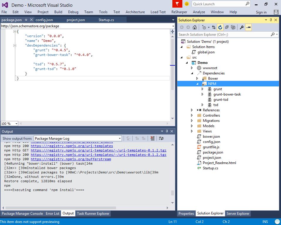 Использование TypeScript (на примере angularjs) в Visual Studio 2015 - 5