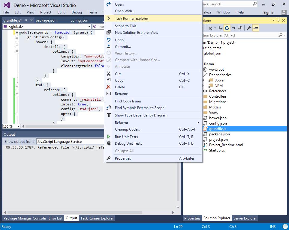 Использование TypeScript (на примере angularjs) в Visual Studio 2015 - 6
