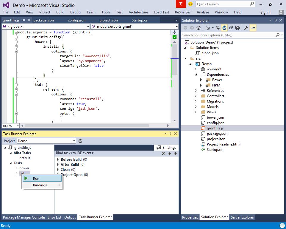 Использование TypeScript (на примере angularjs) в Visual Studio 2015 - 7
