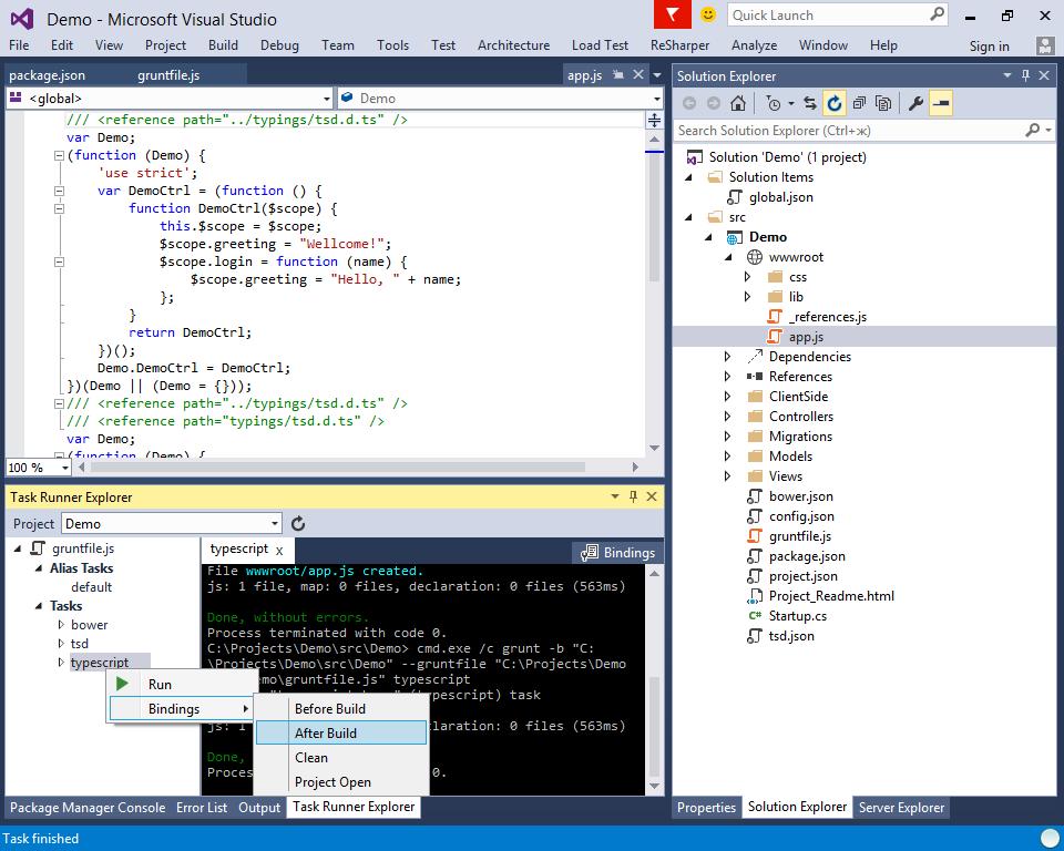 Использование TypeScript (на примере angularjs) в Visual Studio 2015 - 8
