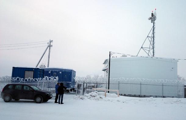 Как мы обеспечивали связь в городах Северного Полярного Круга - 11