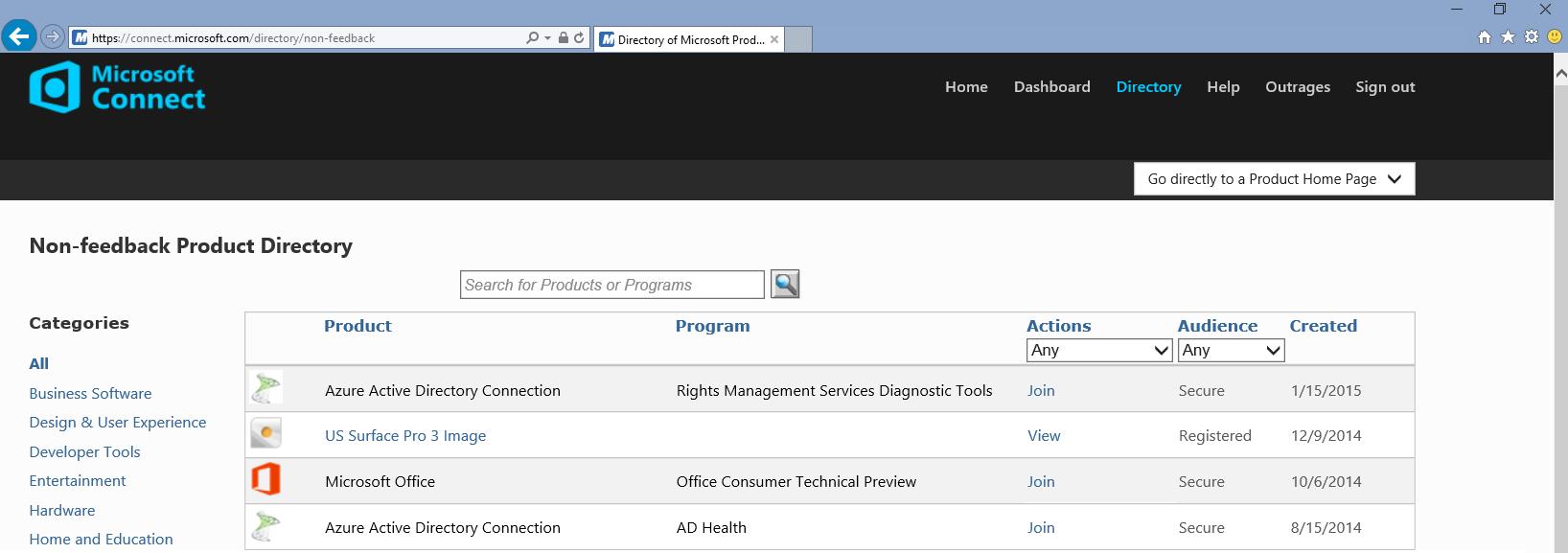 Как загрузить Microsoft Office 16 Preview с сайта Microsoft - 4
