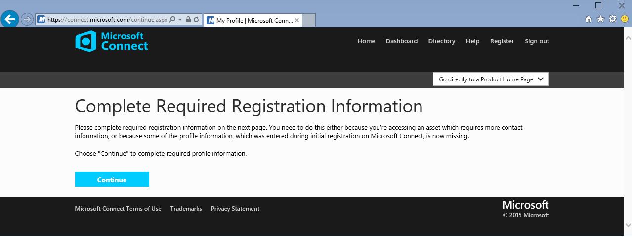 Как загрузить Microsoft Office 16 Preview с сайта Microsoft - 1
