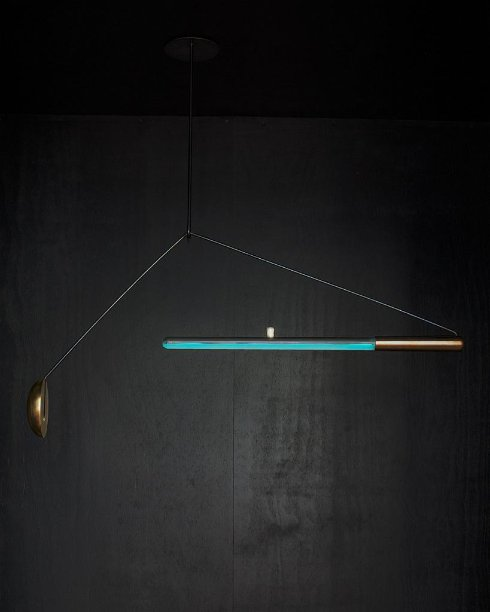 Голландским дизайнером разработана бактериальная лампа