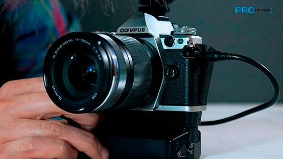 Olympus представила камеру с уклоном в съемку видео и возможностью делать снимки до 64 Мпикс - 1