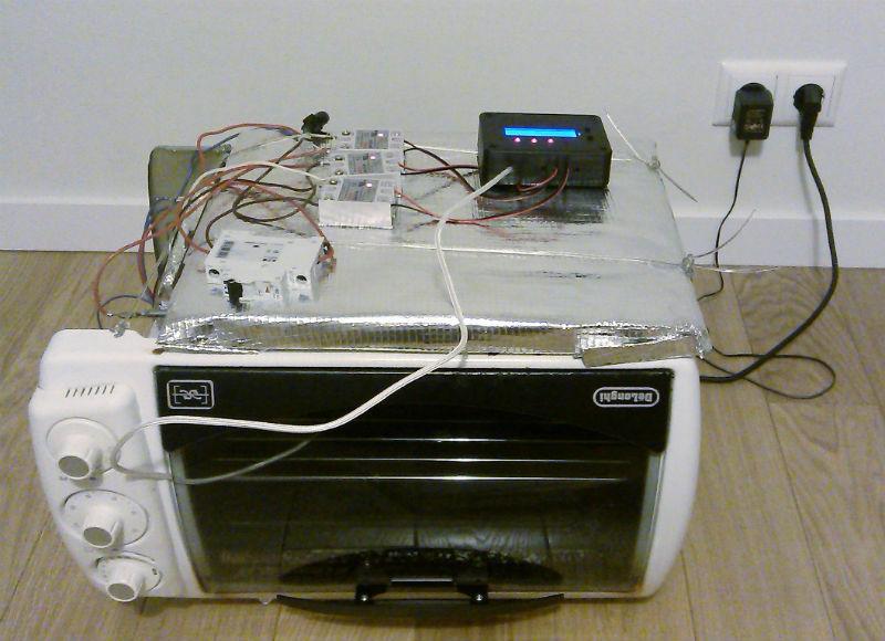 Поверхностный монтаж: трафарет и печь оплавления в домашних условиях - 15