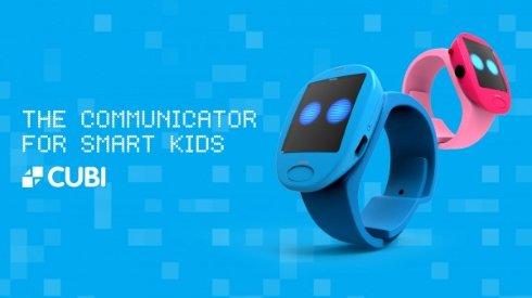 Cubi — детский коммуникатор