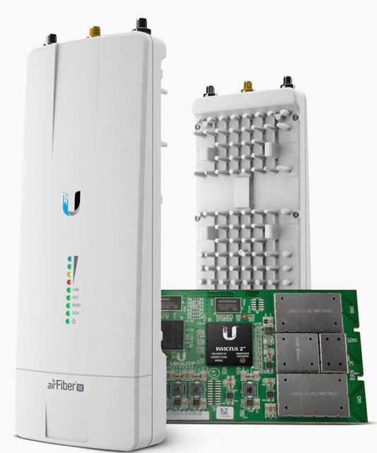 Лучше меньше, но лучше: airFiber 5X — новое поколение радиоканалов, или Луц* для Вашей радиомагистрали — теперь и в розницу! - 1