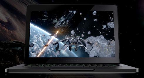 Razer презентовала мощнейший в истории игровой ноутбук