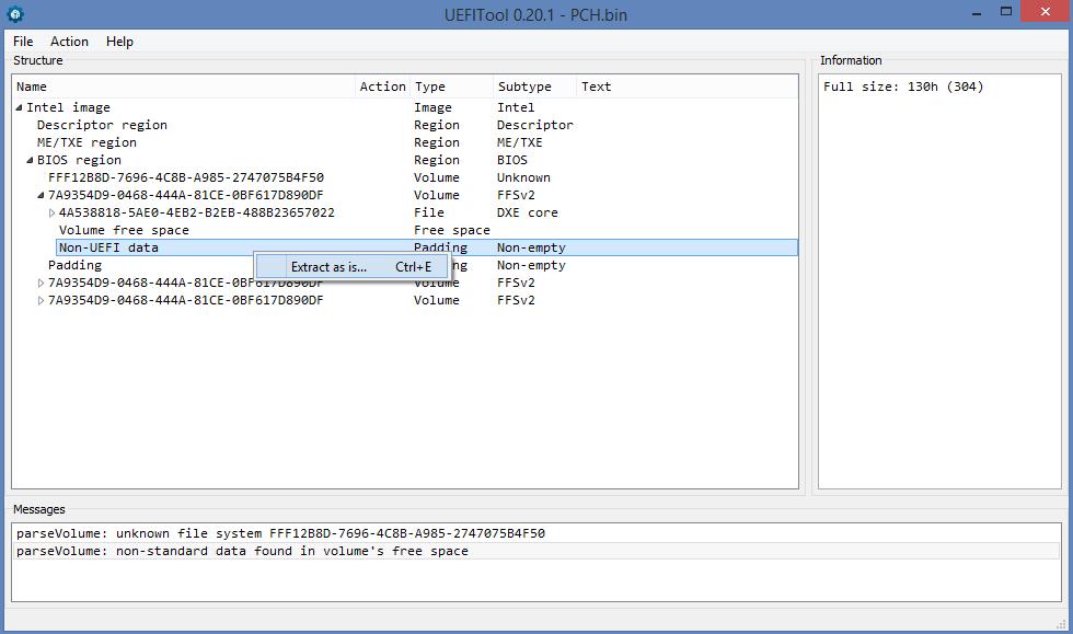 Еще немного реверс-инжиниринга UEFI PEI-модулей на другом полезном примере - 1