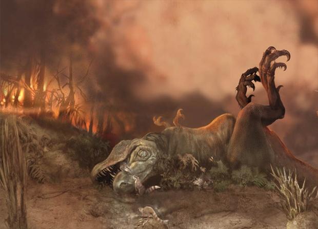 Что убило «ужасных ящеров»? О генераторах массовых вымираний - 1