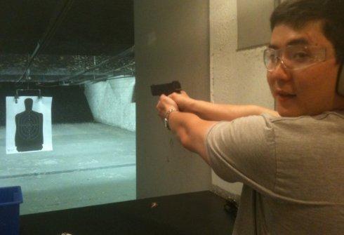 Россияне создали дисплей, который не боится пуль