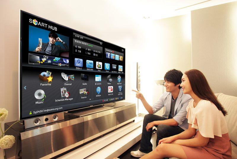 Слишком «умный» телевизор от Samsung вставляет рекламу в пользовательский контент - 1
