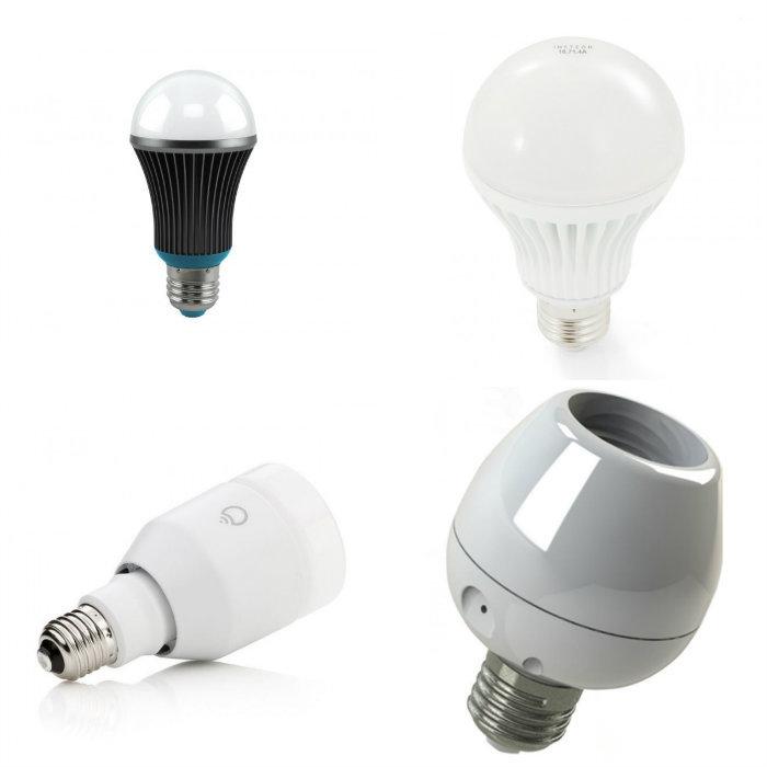 Умные светодиодные лампочки: что может предложить рынок? - 1