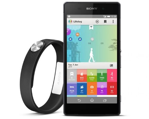 SmartBand SWR12   обновлённый фитнес браслет от Sony