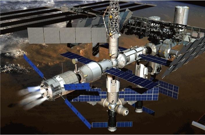 Чем вызваны высота и наклонение орбиты МКС - 1