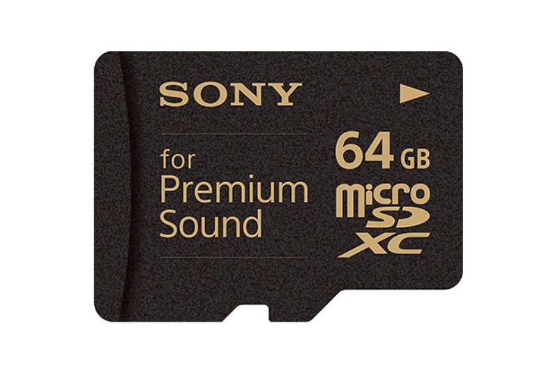 Sony выпустит в продажу SD-карту для аудиофилов - 1