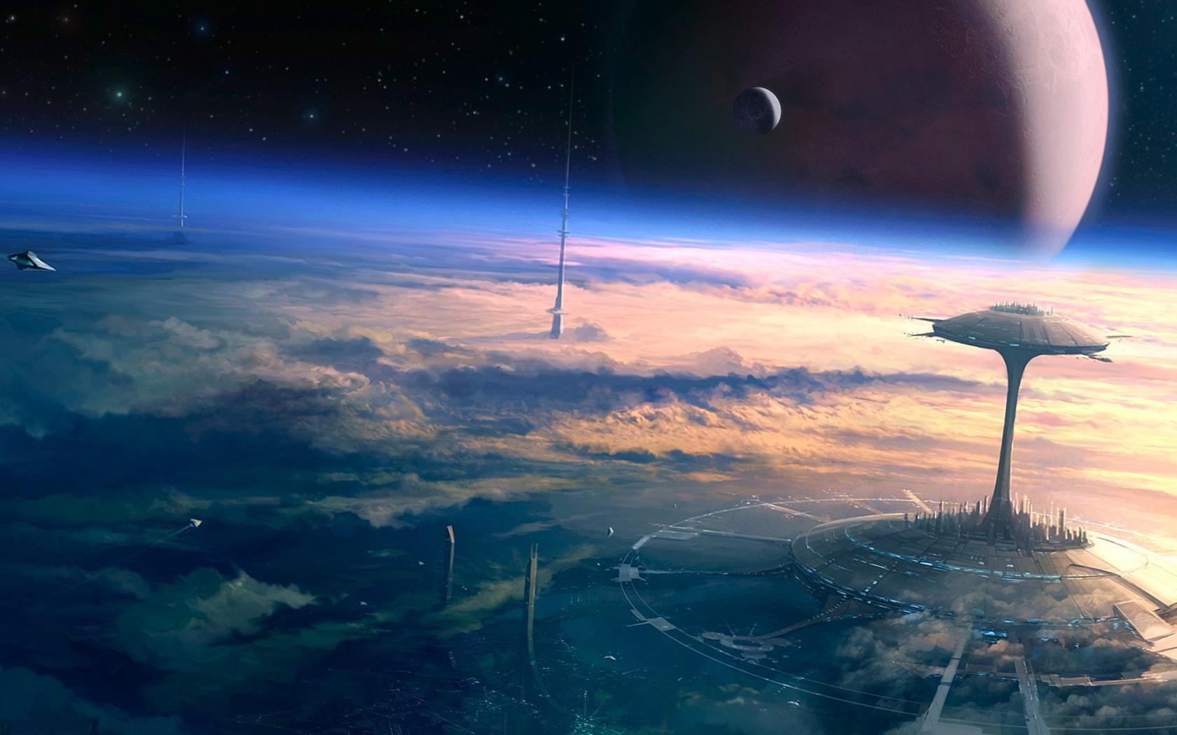 Что я узнал о будущем после прочтения 100 научно-фантастических книг