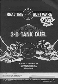 Танки на ZX Spectrum - 1