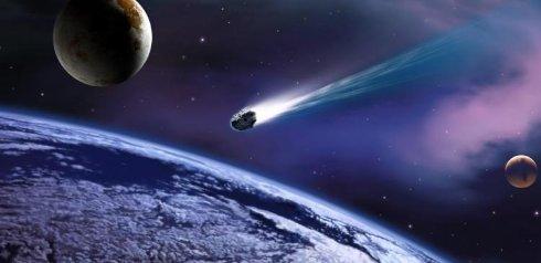 В небе над Америкой сгорел 220 килограммовый метеор,   НАСА