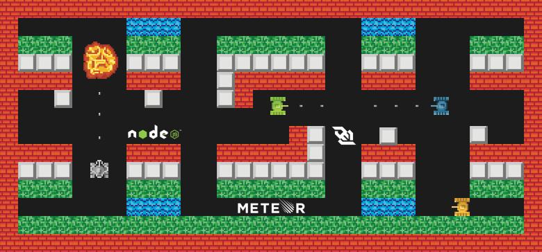 BattleGIS — JavaScript-движок для игры в Танчики - 1